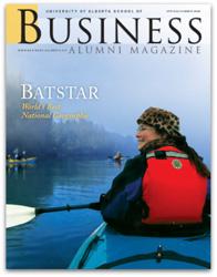 University of Alberta Business Alumni Magazine